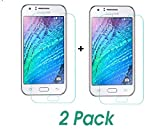 Pack Of 2 Tempered Temper Glass High Quality Screen Protector Samsung Galaxy J1 Ace