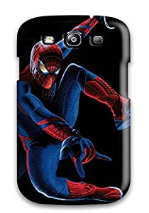 Hot 8946854K76355771 Cute Appearance Cover/tpu The Amazing Spider-man 47 Case For Galaxy S3