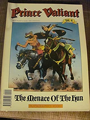 book cover of The Menace of the Huns