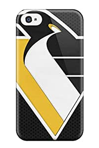 David J. Bookbinder's Shop New Style pittsburgh penguins (42) NHL Sports & Colleges fashionable iPhone 4/4s cases 4419507K590313381