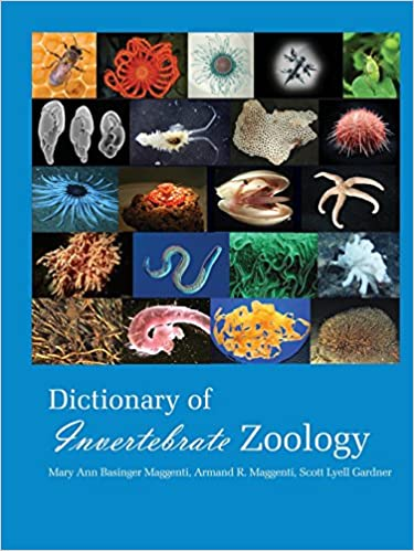 Dictionary of Invertebrate Zoology - A. Maggenti [PDF]
