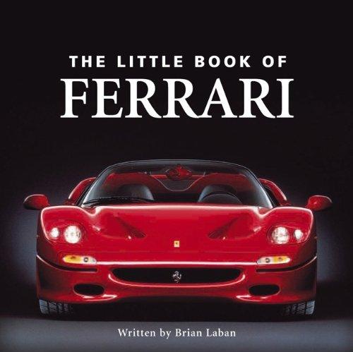 Little Book Of Ferrari Amazon Com Books