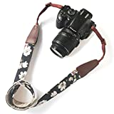 Camera Neck Shoulder Belt Strap,Alled Leather Vintage Print Review and Comparison