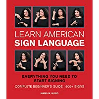 Amazon best sellers best sign language best sellers in sign language fandeluxe Choice Image