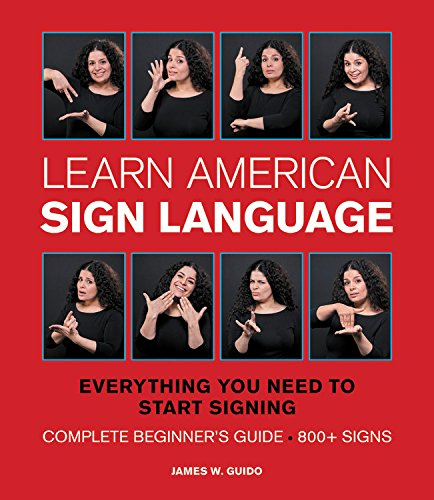 Learn American Sign Language - American Alphabet Sign Manual