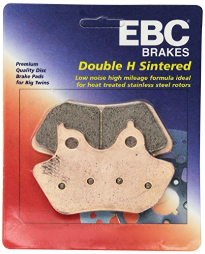 EBC Brakes FA400HH Disc Brake Pad Set (2006 Harley Davidson Road King Custom For Sale)