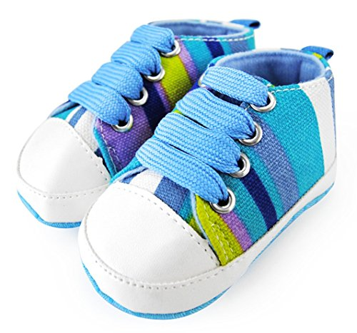 axy - Patucos de tela para niño Multicolor multicolor