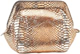 Treesje Spitfire NS-2149-226 Clutch,Copper,One Size, Bags Central