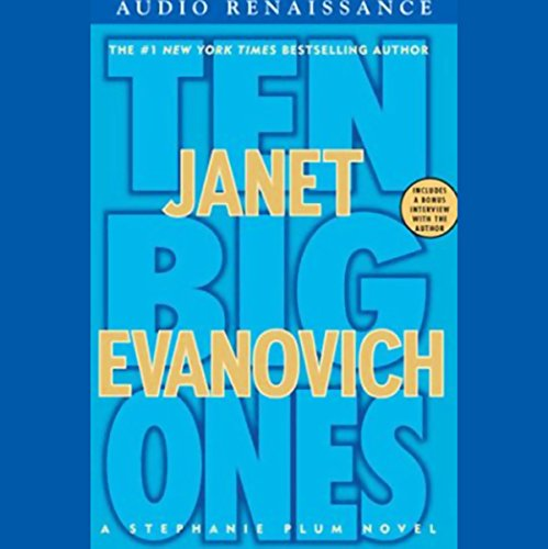 Ten Big Ones: A Stephanie Plum Novel Audiobook [Free Download by Trial] thumbnail