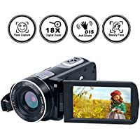 Video Camera Camcorder Full HD Digital Camera 1080p...