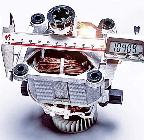 zyl Mélangeur de comptoir Professionnel de 63 oz avec Base de 800 Watts et Technologie de broyage Totale pour Les Smoothies la Glace et Les Fruits congelés Or (175 L) B
