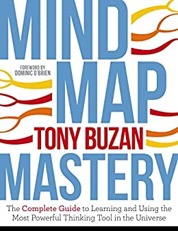 Buzan map tony ebook mind