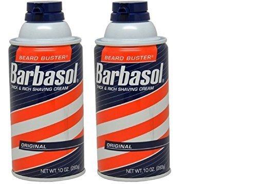 Barbasol Original Thick Cream Shaving