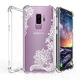 Galaxy S9 Plus Case, AquaFlex transparent Clear...