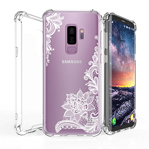 Galaxy S9 Plus Case, AquaFlex transparent Clear...