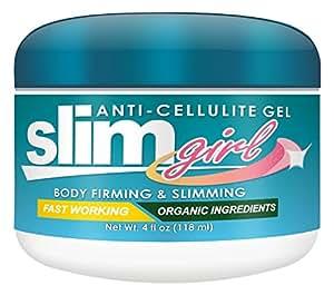 Amazon.com : Slim girl, Anti-Cellulite Gel-Cream, Body