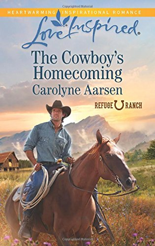 book cover of The Cowboy\'s Homecoming