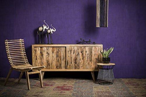 Bahut escandinava puertas correderas (madera maciza Pop Vintage ...