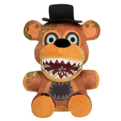 Funko Five Nights at Freddy's Twisted Ones - Freddy Collectible Figure, Multicolor: Toys & Games