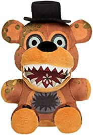 Funko Five Nights Twisted Ones-Freddy Collectible Figure, Multicolor