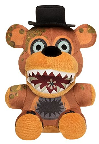 Funko Five Nights Twisted Ones-Freddy Collectible Figure, Multicolor 29698