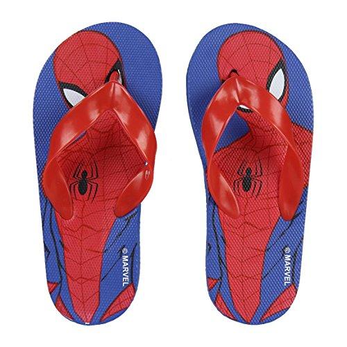 Marvel Spider-Man 2300002982 Zehentrenner, Flip Flops Top, Jungen