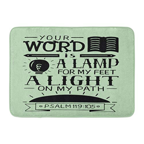 Bible Verse Light To My Path in US - 8