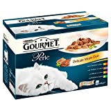 Purina Gourmet Perle Delicate Meats Duo - Pouch (12x85g) - Pack of 2