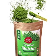 Amazon Lightning Deal 80% claimed: Matcha Green Tea Powder - Premium Certified Organic By eco heed- MADE IN JAPAN. A Superfood For Weight Loss, Fat Burner, Metabolizer, Diet, Latte & Smoothies. Natural Detox Packed With Antioxidants & Energy. Experien...