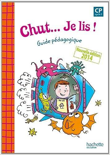 guide pédagogique chut je lis cp 2016