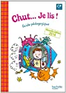Chut... Je lis ! - Méthode de lecture CP - Guide pédagogique - Ed. 2014 par Vinot
