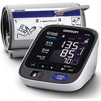 Omron IntelliSense BP785 Blood Pressure Monitor - Automatic - 200 Reading(s)