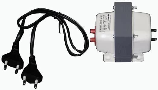 Transformador reversible 125V - 220V 1500W EDM 31712: Amazon.es: Electrónica