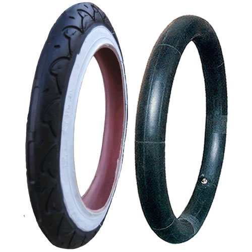 Genuine Phil /& Teds Sports Tyre and Tube Set