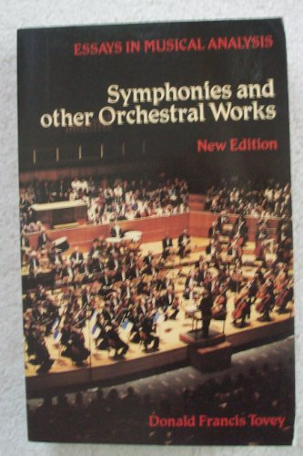essays in musical analysis symphonies Available in the national library of australia collection essays in musical analysis london : symphonies (2).