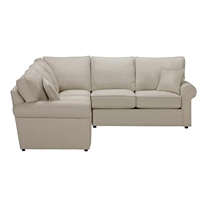 Amazon.com: Ethan Allen Retreat Roll-Arm Three Piece ...