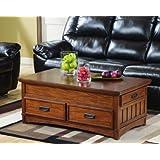 Amazoncom Ashley Furniture Signature Design Gately Coffee Table - Ashley gately coffee table
