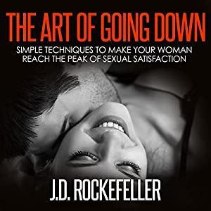 The Art of Going Down Audiobook