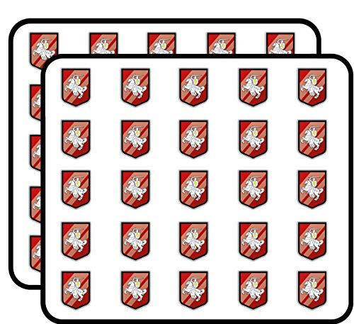 - Belarus Coat of Arms Sticker for Scrapbooking, Calendars, Arts, Kids DIY Crafts, Album, Bullet Journals 50 Pack