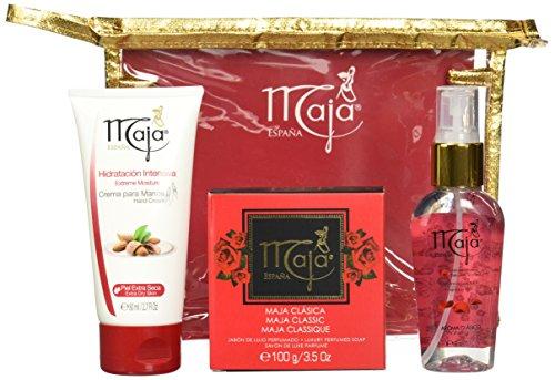 Maja Classic 3 PC Gift Set Bag - Maja Hand Soap
