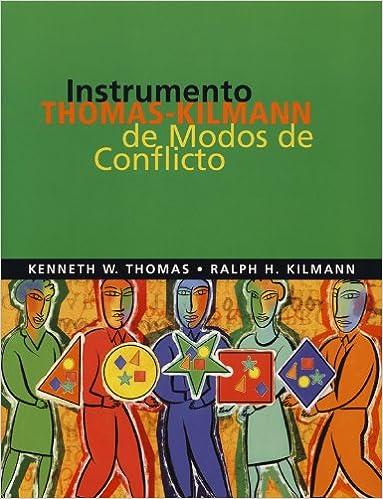 thomas kilmann conflict mode instrument