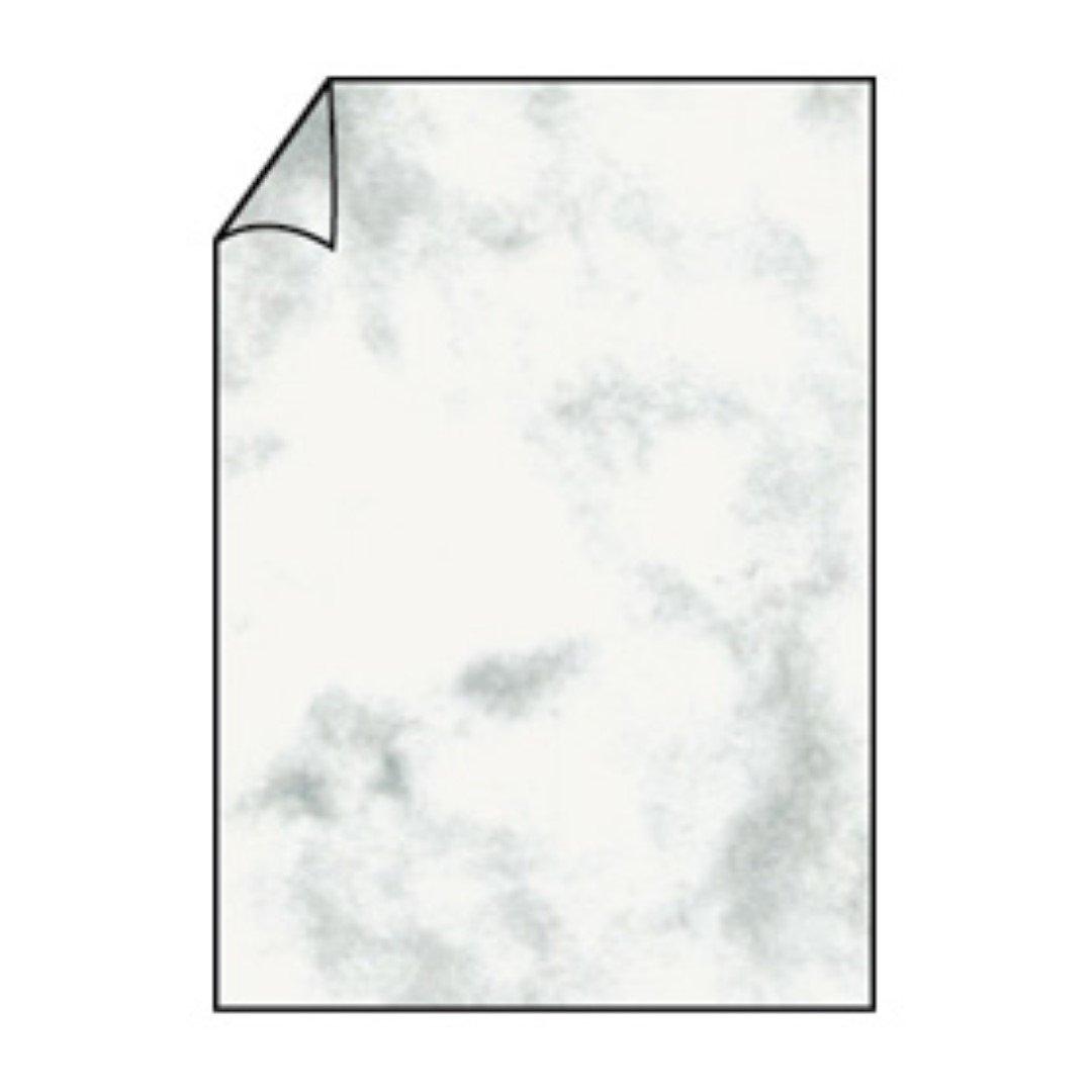 Rössler Papier - - Paperado-Karton DIN A4 220 g m², Grau Marmora B07CX8QZ89 | Qualität Produkte