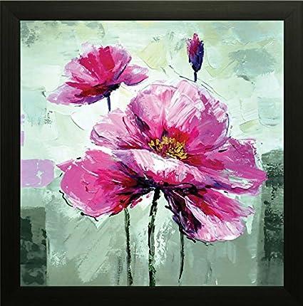 SAF flower Painting    Floral painting    Flower poster    Flower ...