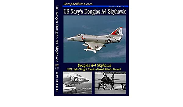 Amazon com: A-4 Skyhawk DVD: A-4 Skyhawk, US Navy and