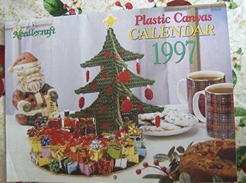 Plastic Canvas Calendar 1997 (Canvas Calendar Plastic)