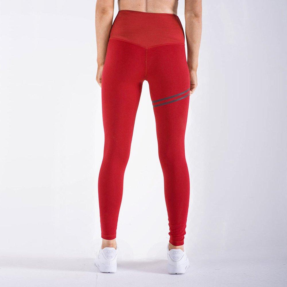 Eleganti Leggings Yoga Opaco Fitness Palestra Pantaloni Leggins Push Up Jaysis Cranio Sport Leggings Sportivi Donna Pantaloni Tagliati Pantaloni Capri Tuta Donna