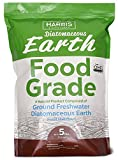 Harris Diatomaceous Earth Food Grade, 5lb