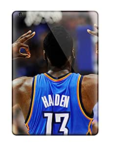 Justin Landes's Shop New Style 8432257K958418625 oklahoma city thunder basketball nba NBA Sports & Colleges colorful iPad Air cases