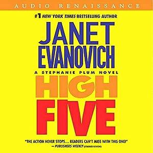 High Five Hörbuch