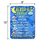 Honey Dew Gifts Daily Bedtime Routine Reward Chart